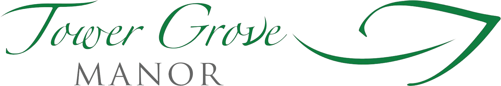 Tower Grove Manor Logo