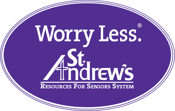 St. Andrew's Resources for Seniors System logo